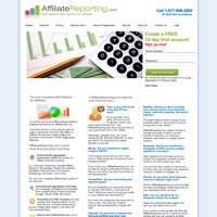 AffiliateReporting.com screenshot