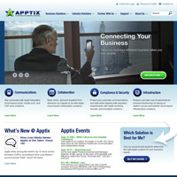 Apptix screenshot