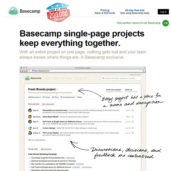 Basecamp Project