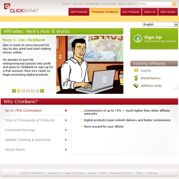 ClickBank Promote