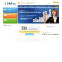 ClickInc screenshot