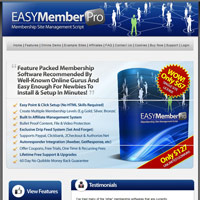 EasyMemberPro screenshot