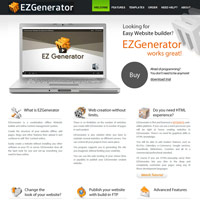 EZGenerator screenshot