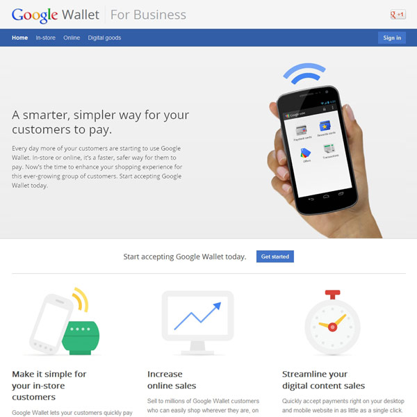 Google Wallet For Business
