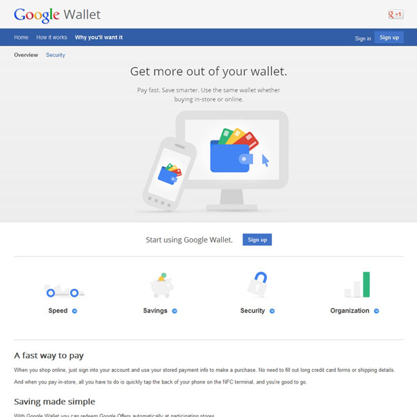 Google Wallet Why You'll Want it