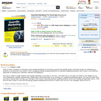 Guerrilla Marketing For Dummies screenshot