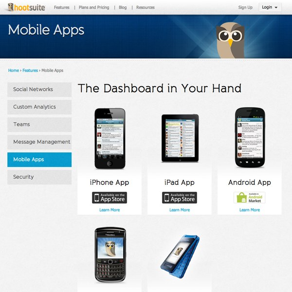 HootSuite Mobile