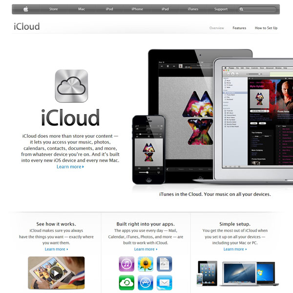 iCloud Overview