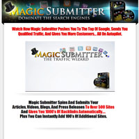 Magic Submitter screenshot