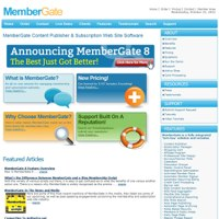 MemberGate screenshot