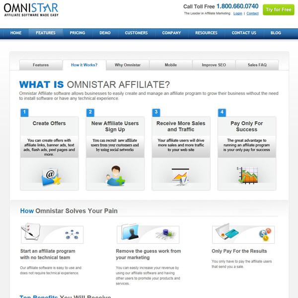 Omnistar How It Works