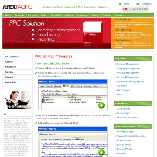 PPC BidMax Automated Bidding System