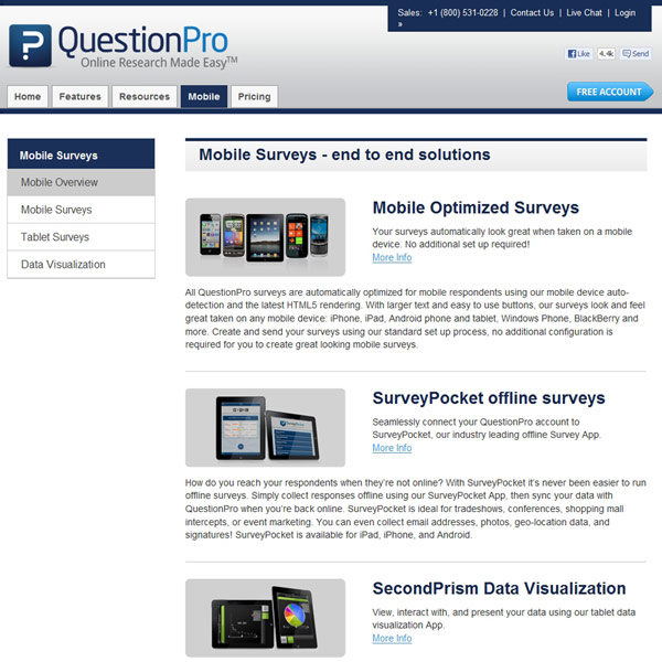 QuestionPro Mobile