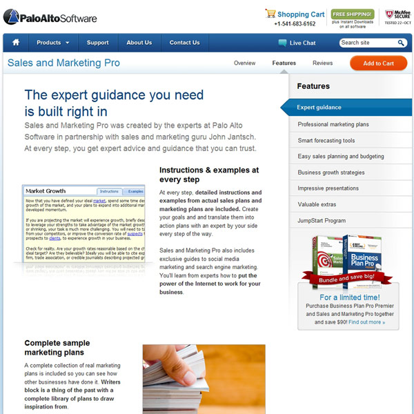 Sales and Marketing Pro Expert Guidance