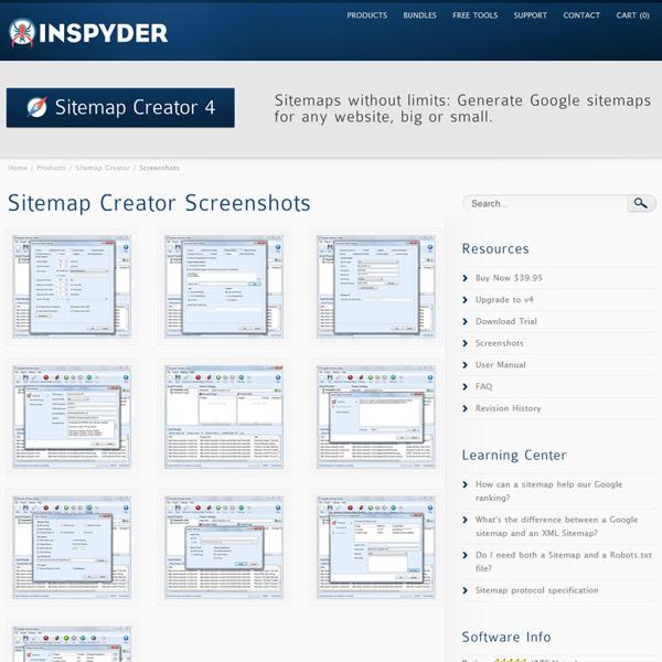 Bing Sitemap Generator: Sitemap Creator