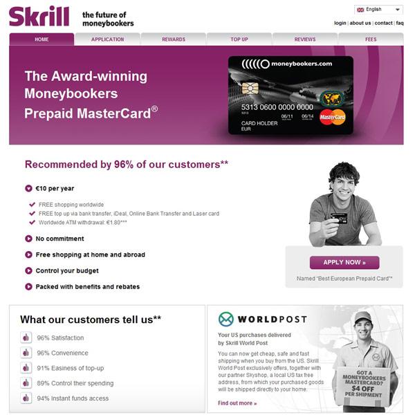 Skrill Limited