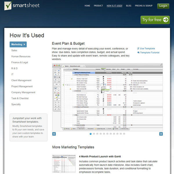 Smartsheet How Is It Used?