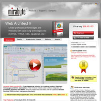 Web Architect screenshot