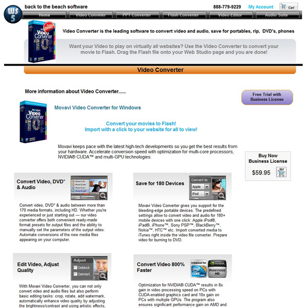 Web Studio Video Convertor