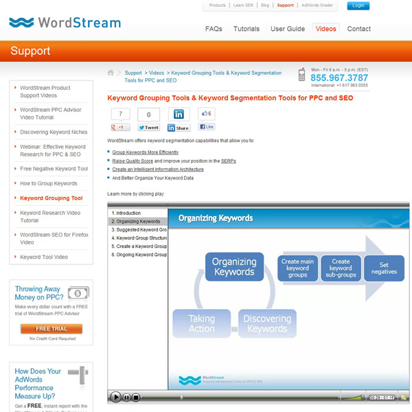 WordStream Alerts